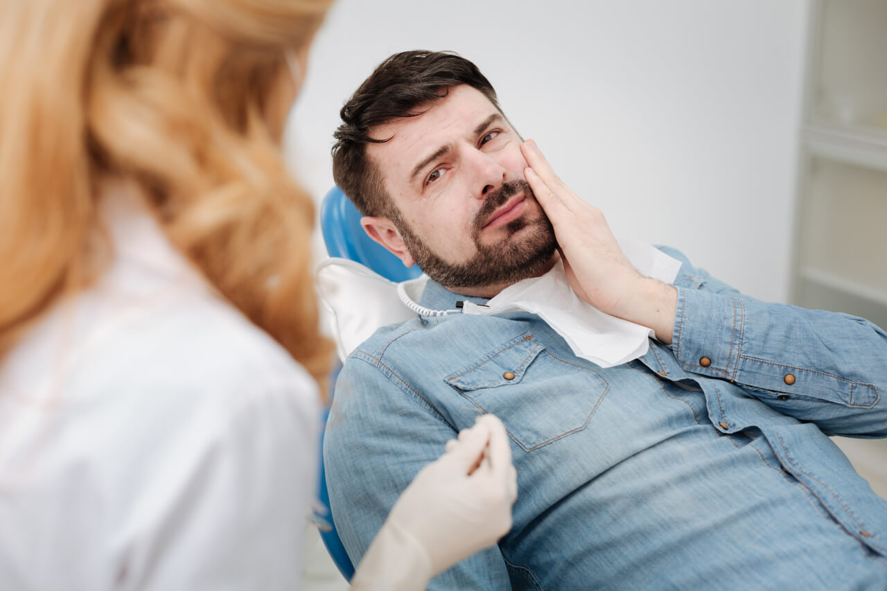 ER for tooth pain