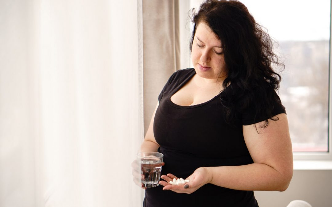 How antidepressants and weight loss affects the body