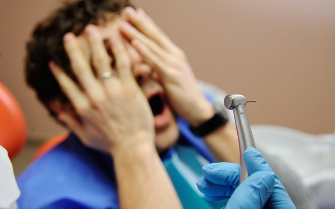 Why some people are scared to go to dentist