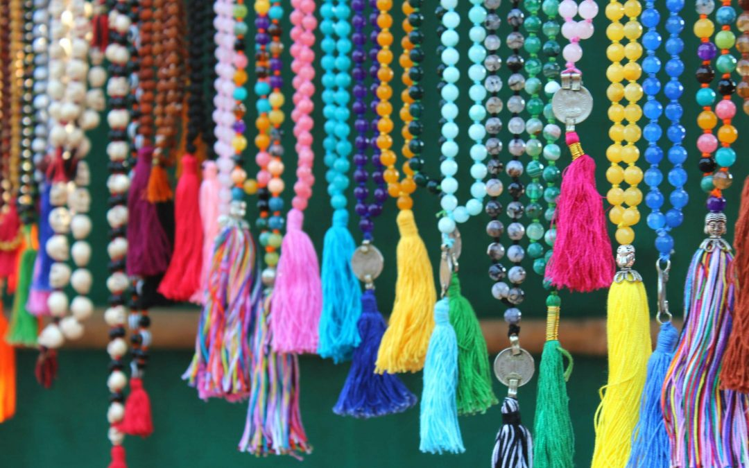 Effectiveness of meditation beads