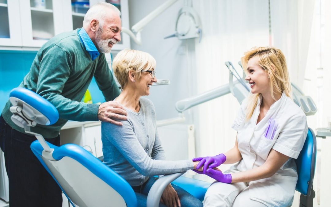 Importance of Oral Care in the Elderly