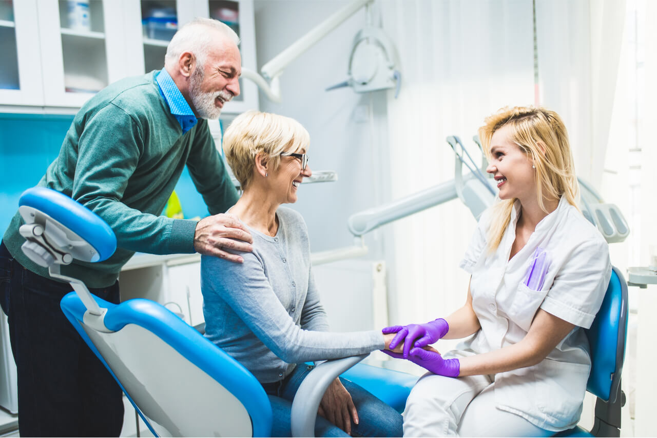importance of oral care in elderly