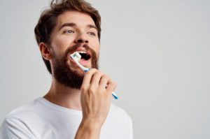 bleeding gums after deep cleaning