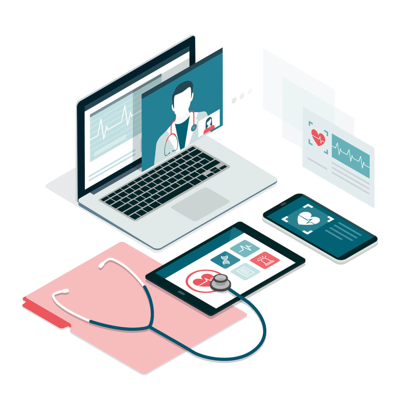 best medical website design