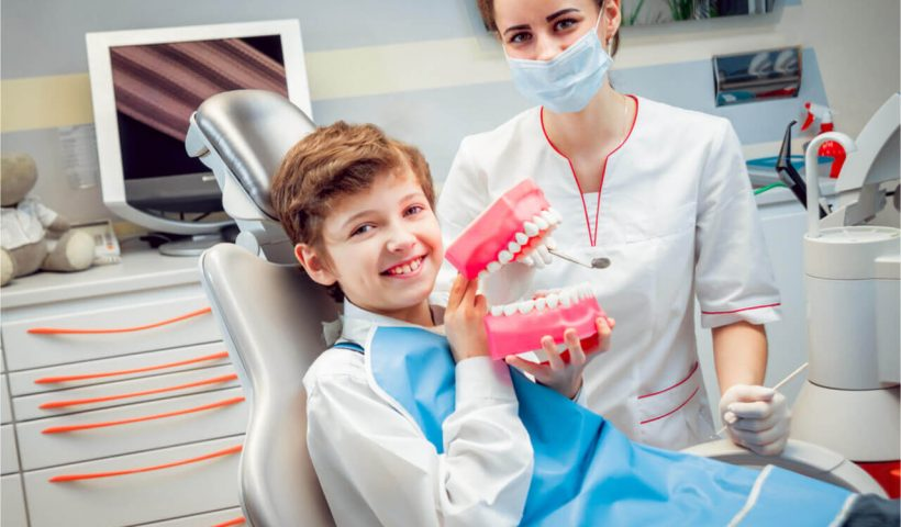 Quality Characteristics Of A Dentist Near Me For Kids