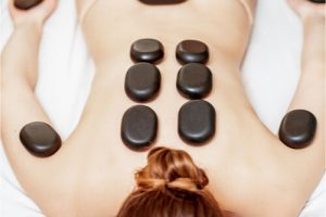 relaxation with massage